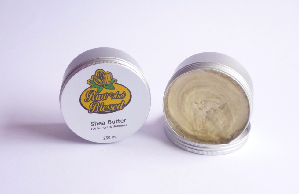 100% NATURAL Shea Butter - Unrefined. Find it here.