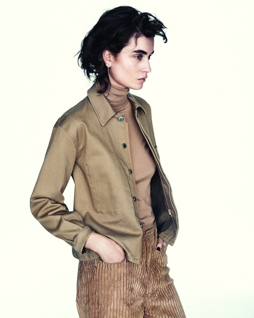 Maiken Winther stylist editorial